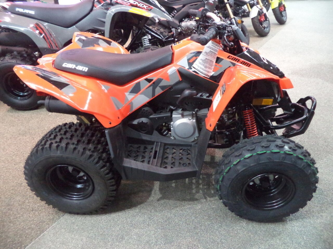 Can Am Atv Goodyear Az >> 2018 Can Am Ds 90 For Sale Near Goodyear Arizona 85338