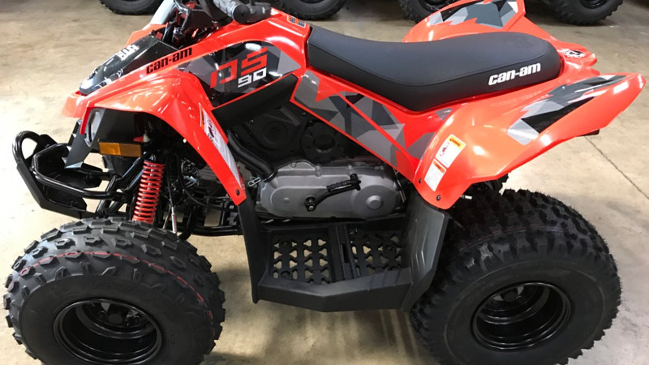 2018 Can-Am DS 90 for sale 200502276
