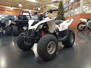 2018 Can-Am DS 90 for sale 200516144
