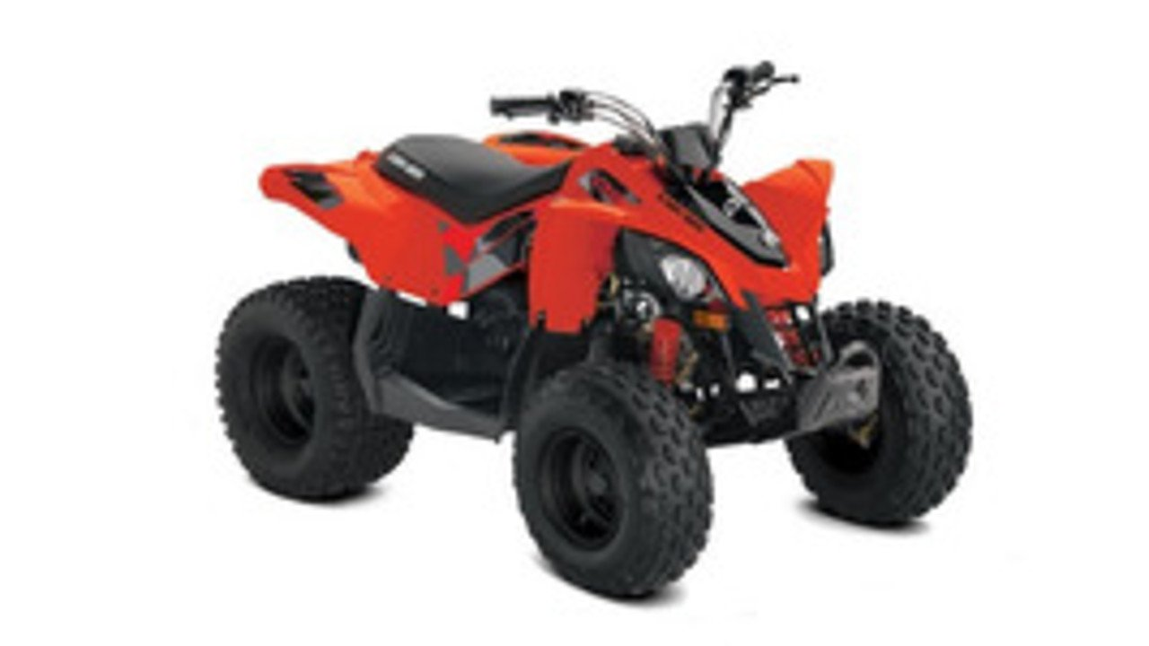 2018 Can-Am DS 90 for sale 200532029