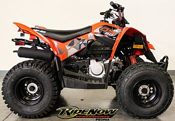 2018 Can-Am DS 90 for sale 200566805