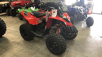 2018 Can-Am DS 90 for sale 200594607