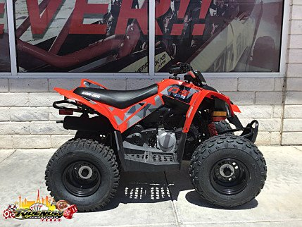 2018 Can-Am DS 90 for sale 200559886