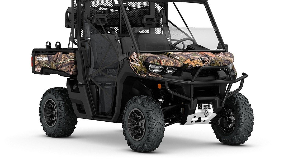 2018 Can-Am Defender for sale 200466810