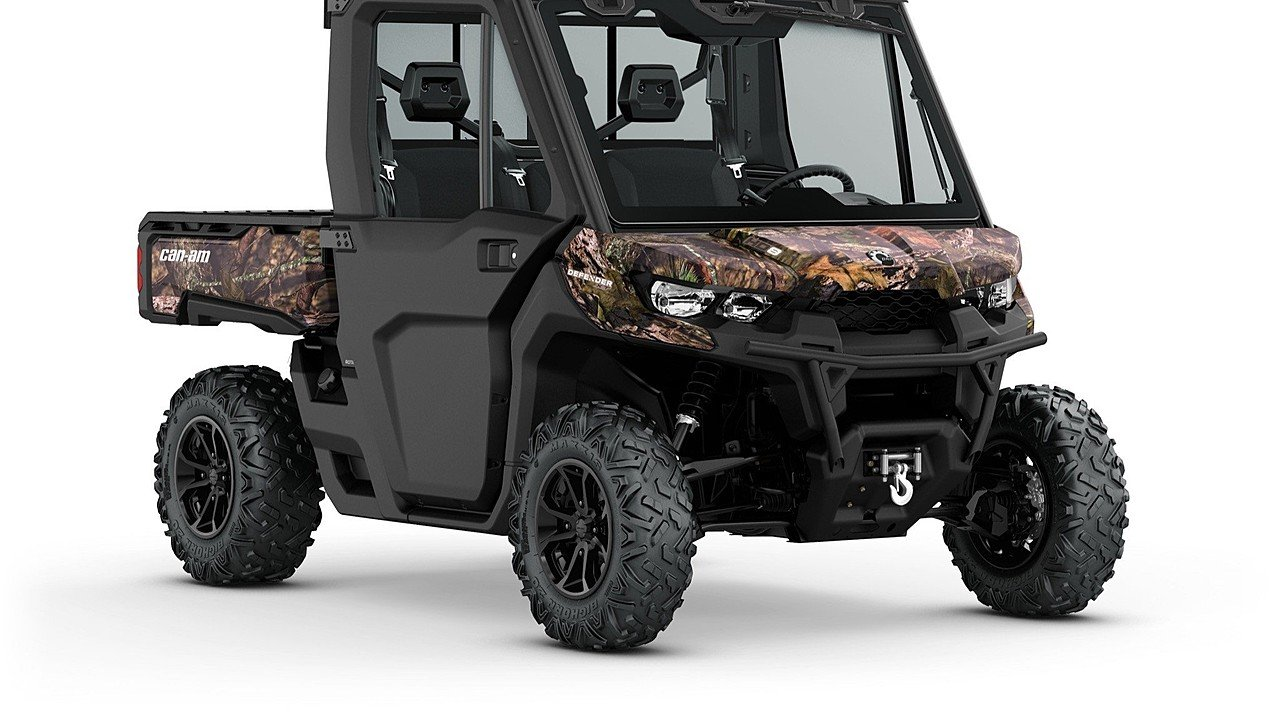 2018 Can-Am Defender for sale 200466812