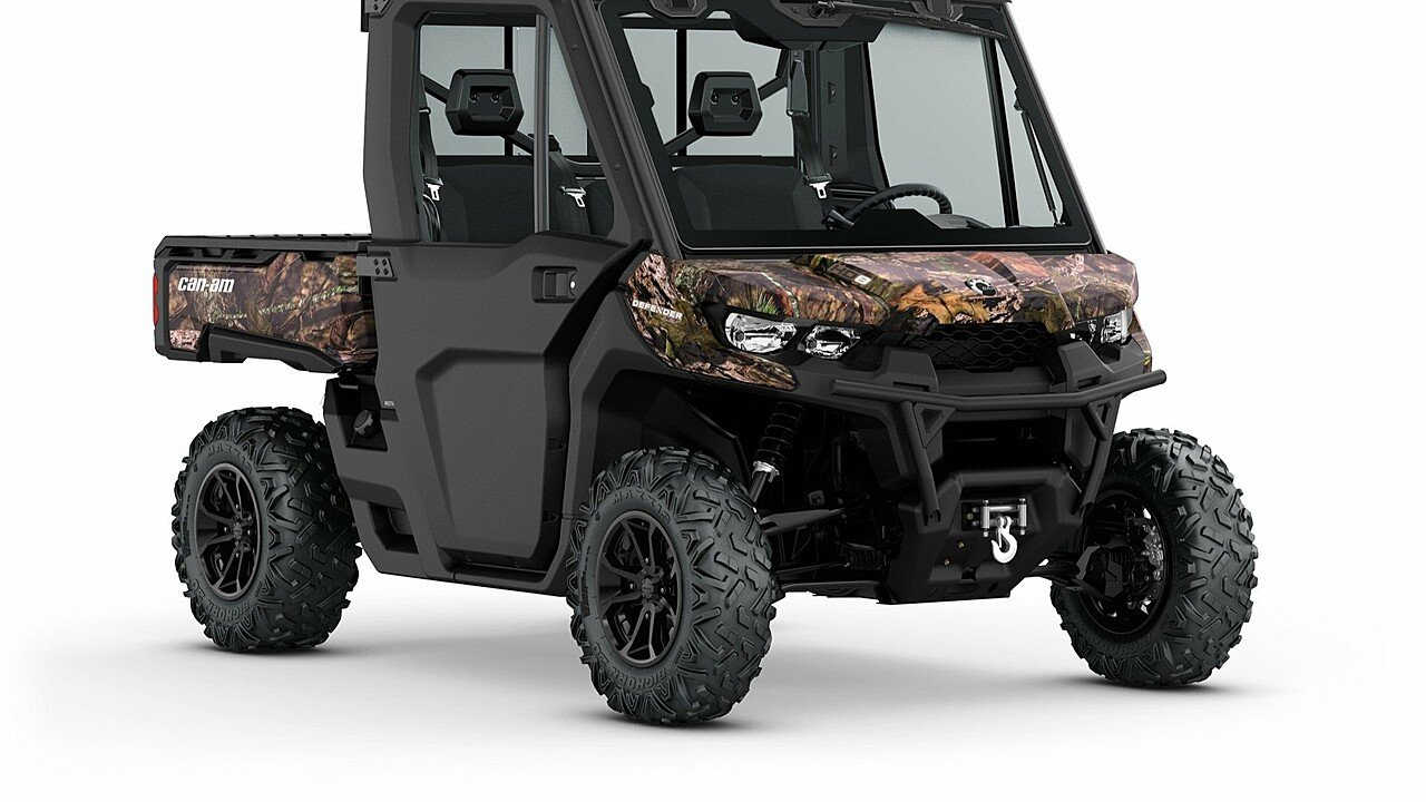 2018 Can-Am Defender for sale 200466813