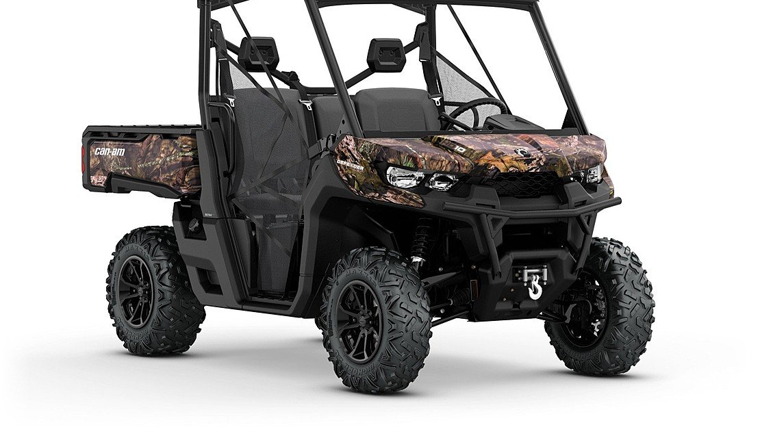 2018 Can-Am Defender for sale 200466816