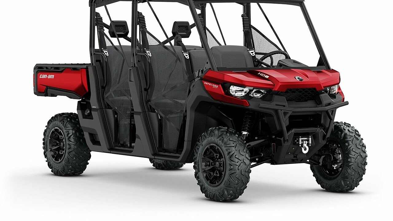 2018 Can-Am Defender for sale 200466825