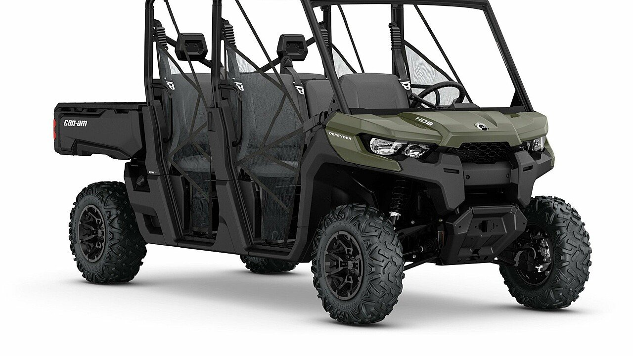 2018 Can-Am Defender for sale 200466827