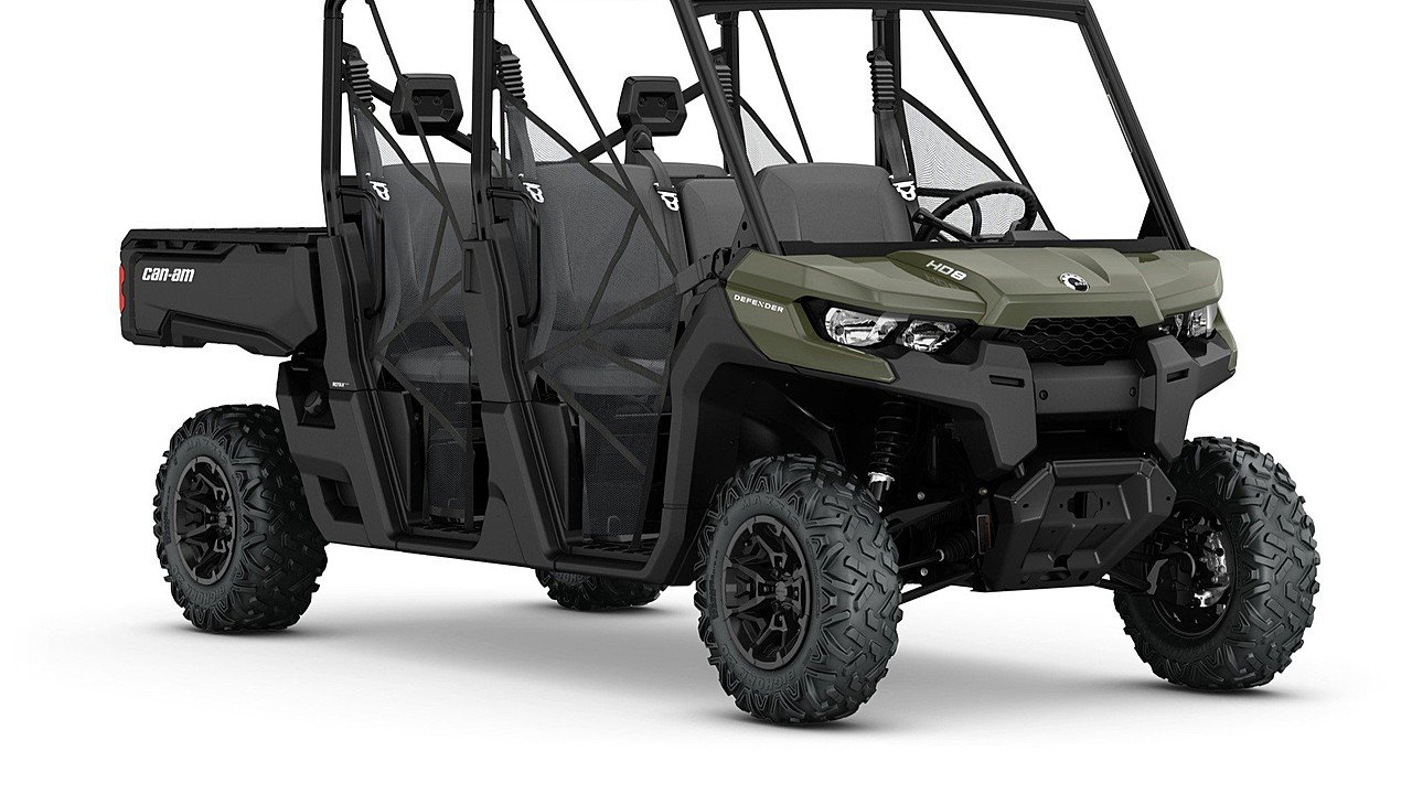 2018 Can-Am Defender for sale 200466828