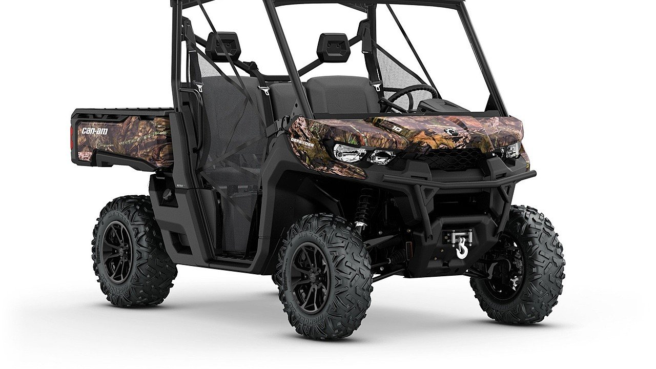 2018 Can-Am Defender for sale 200466833
