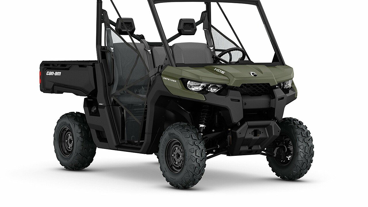 2018 Can-Am Defender for sale 200466841