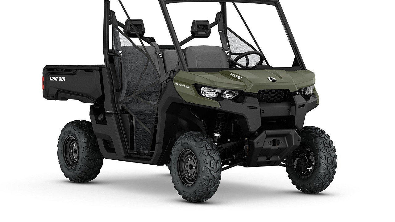 2018 Can-Am Defender for sale 200466842