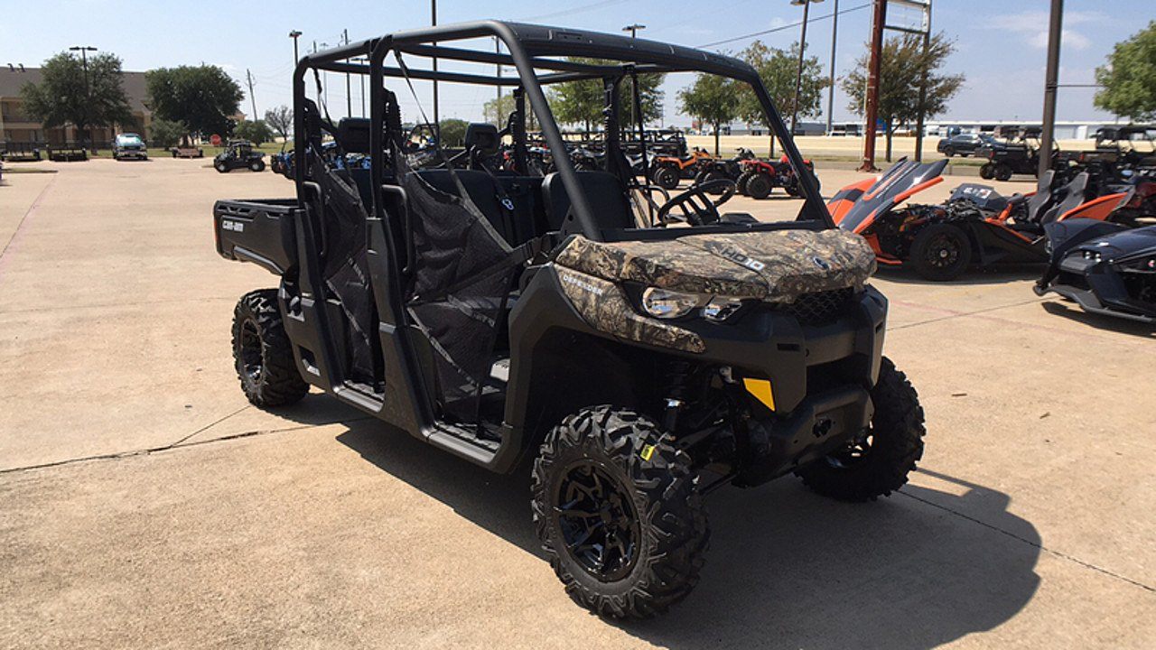2018 Can-Am Defender HD10 for sale 200473784
