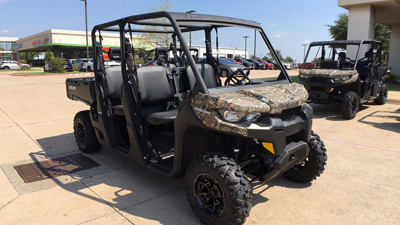2018 Can-Am Defender HD10 for sale 200473787