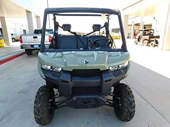2018 Can-Am Defender for sale 200477362