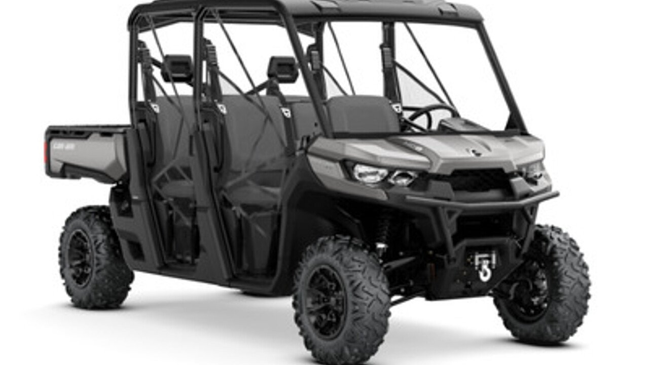 2018 Can-Am Defender for sale 200478494