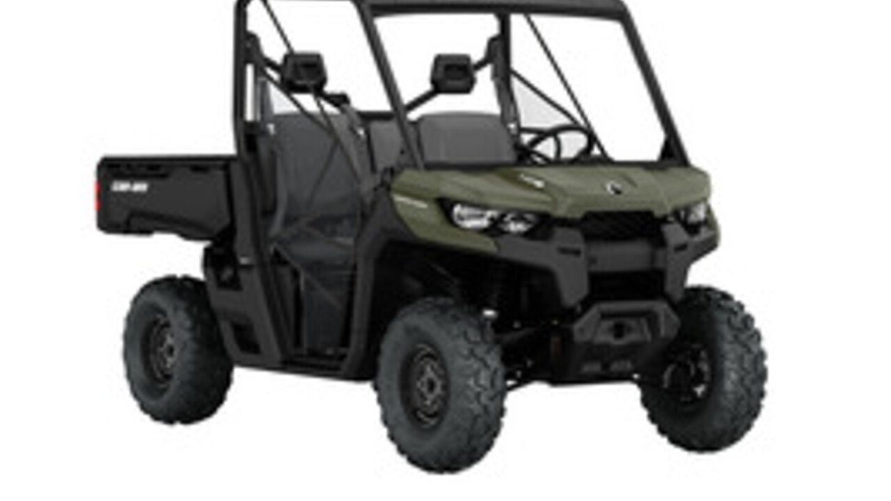 2018 Can-Am Defender for sale 200478513