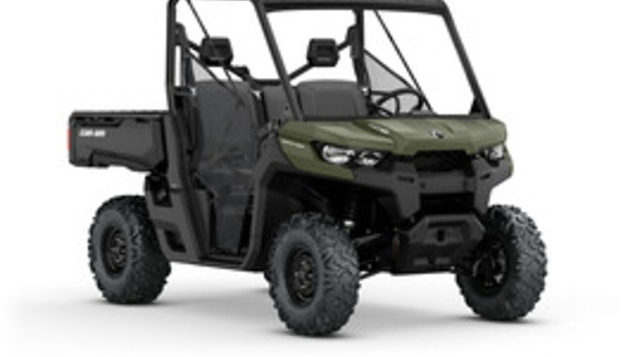 2018 Can-Am Defender for sale 200479375