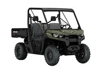 2018 Can-Am Defender for sale 200491723