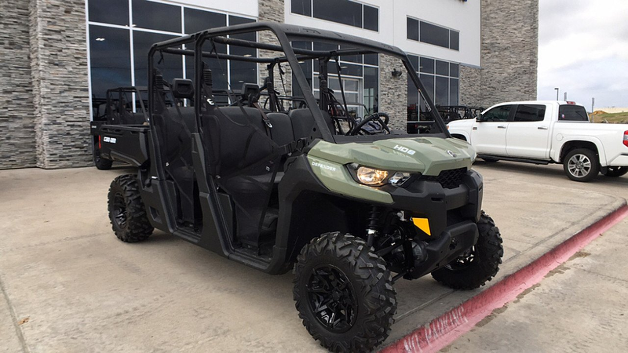2018 Can-Am Defender for sale 200498011