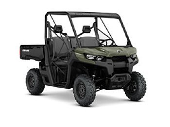 2018 Can-Am Defender for sale 200498341