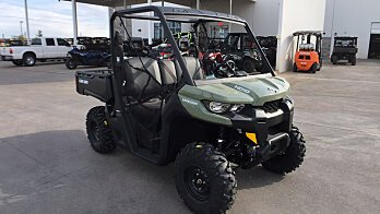 2018 Can-Am Defender for sale 200499230