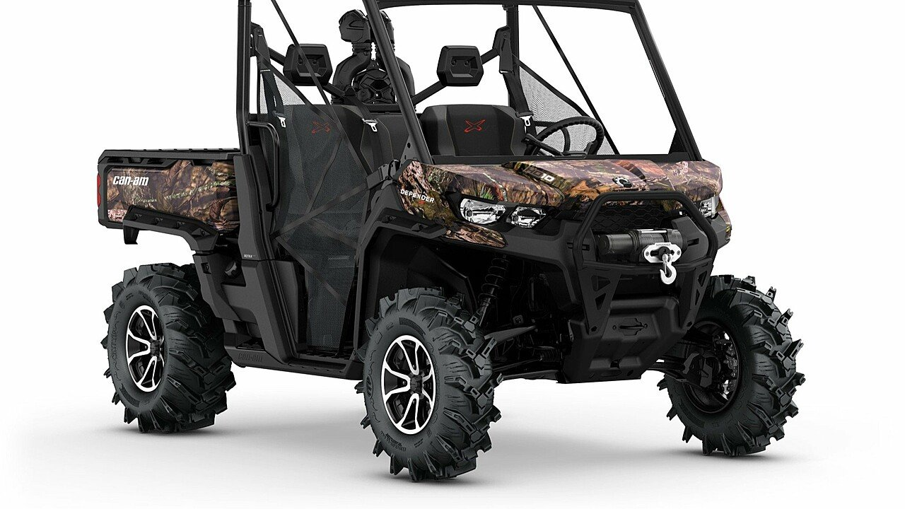 2018 Can-Am Defender for sale 200499655