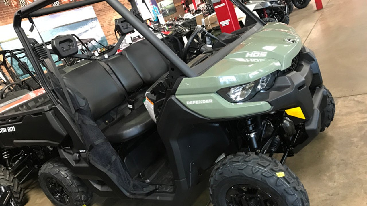 2018 Can-Am Defender for sale 200501852