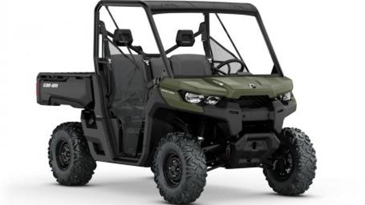 2018 Can-Am Defender for sale 200502061