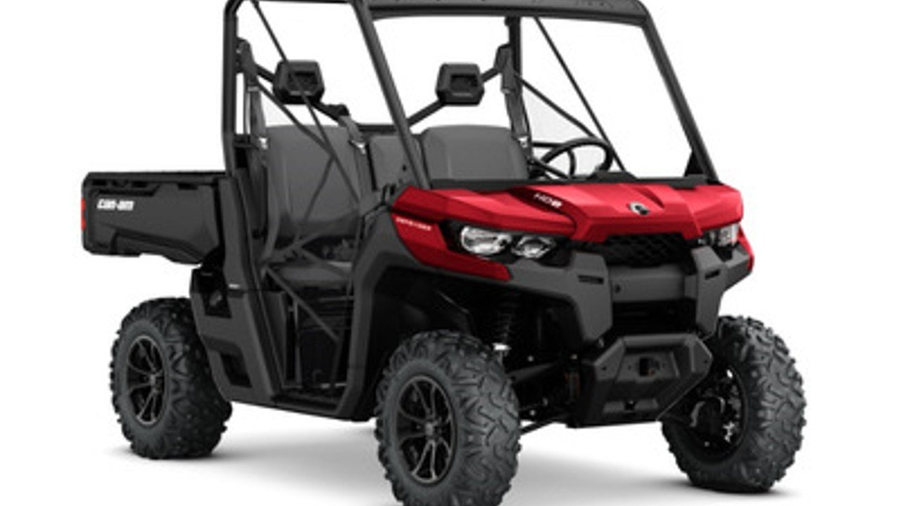 2018 Can-Am Defender for sale 200502066