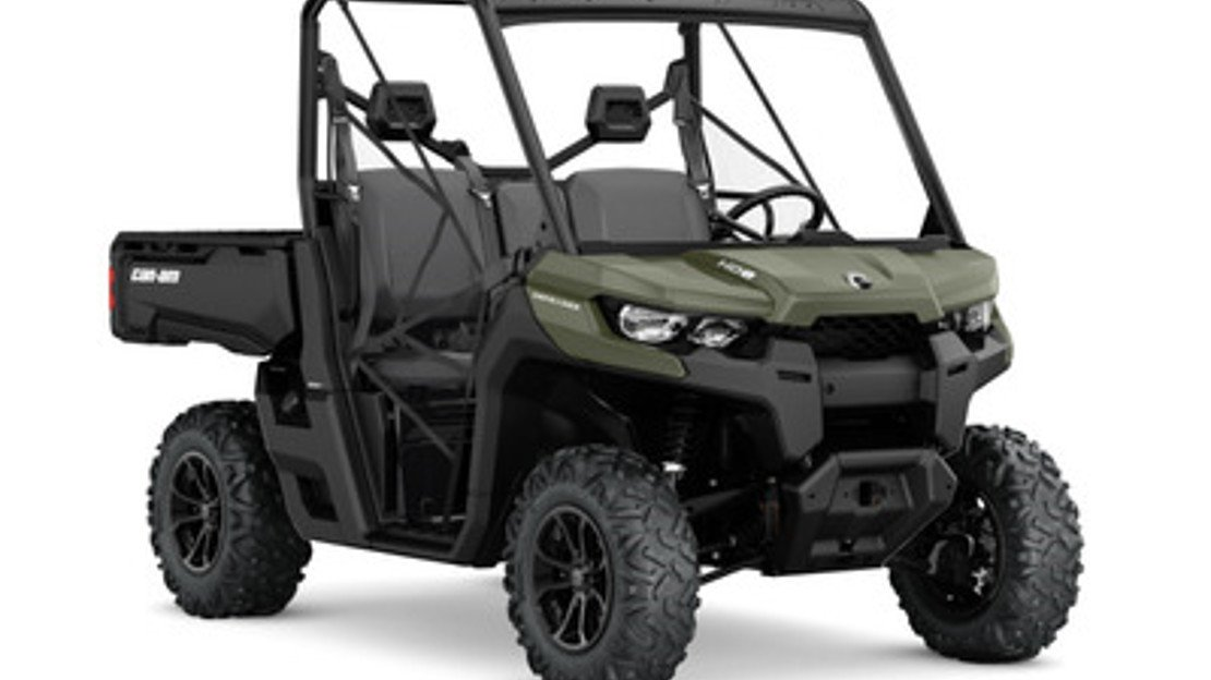 2018 Can-Am Defender for sale 200502117