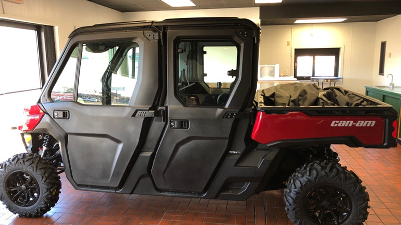 2018 Can-Am Defender for sale 200502122