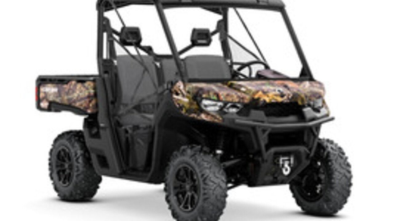 2018 Can-Am Defender for sale 200502130