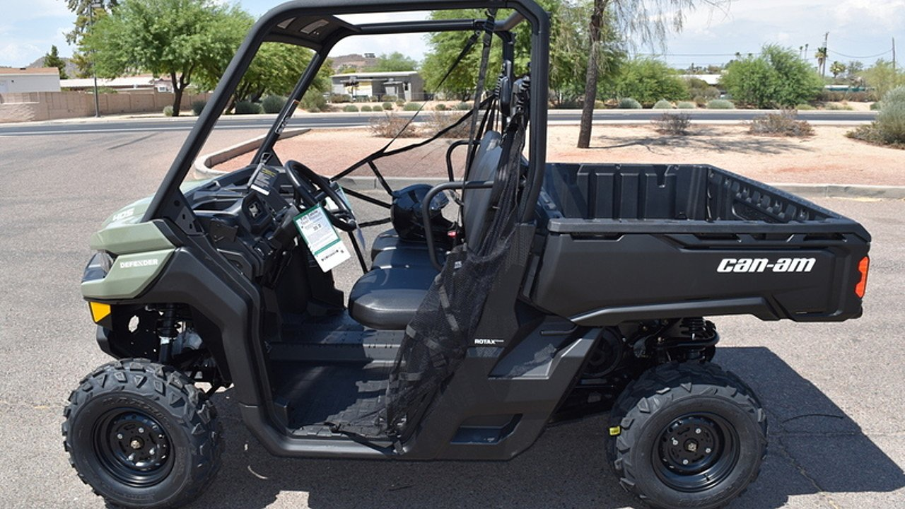 2018 Can-Am Defender for sale 200504125