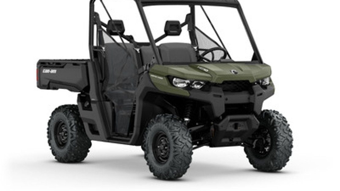 2018 Can-Am Defender for sale 200504751