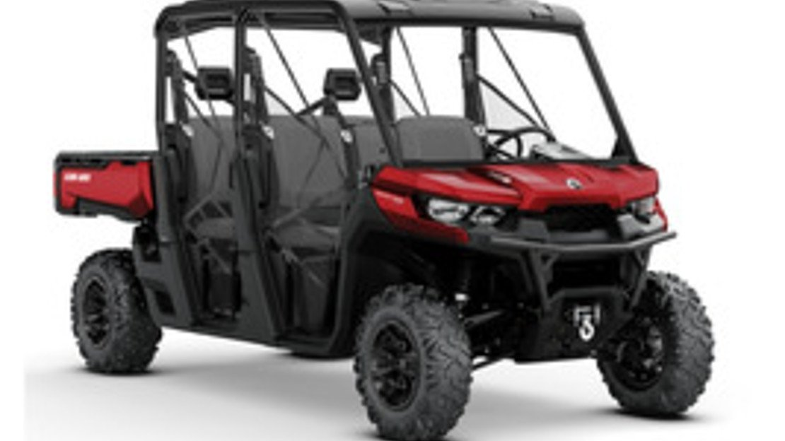 2018 Can-Am Defender for sale 200505129