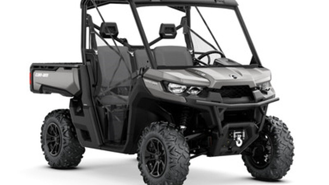 2018 Can-Am Defender for sale 200505130