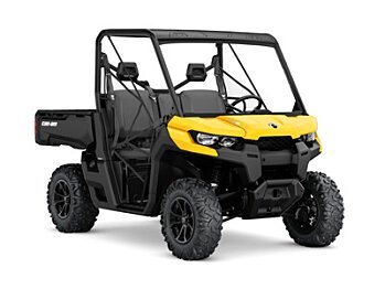 2018 Can-Am Defender for sale 200507744