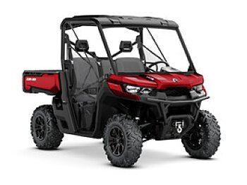 2018 Can-Am Defender for sale 200510248