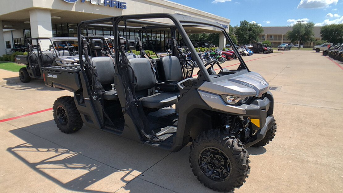 2018 Can-Am Defender HD10 for sale 200510508