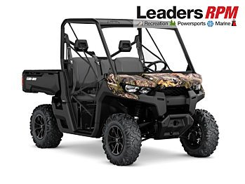2018 Can-Am Defender for sale 200511183