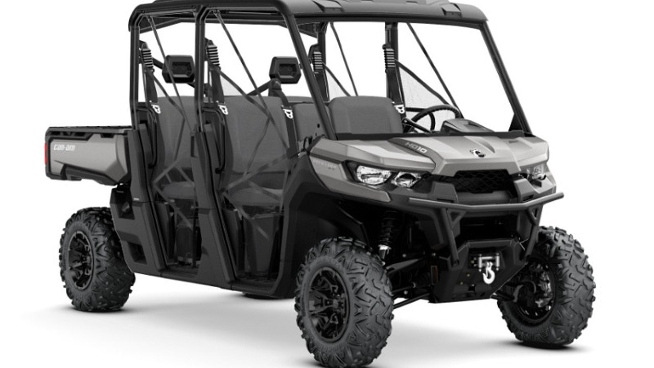 2018 Can-Am Defender for sale 200511194