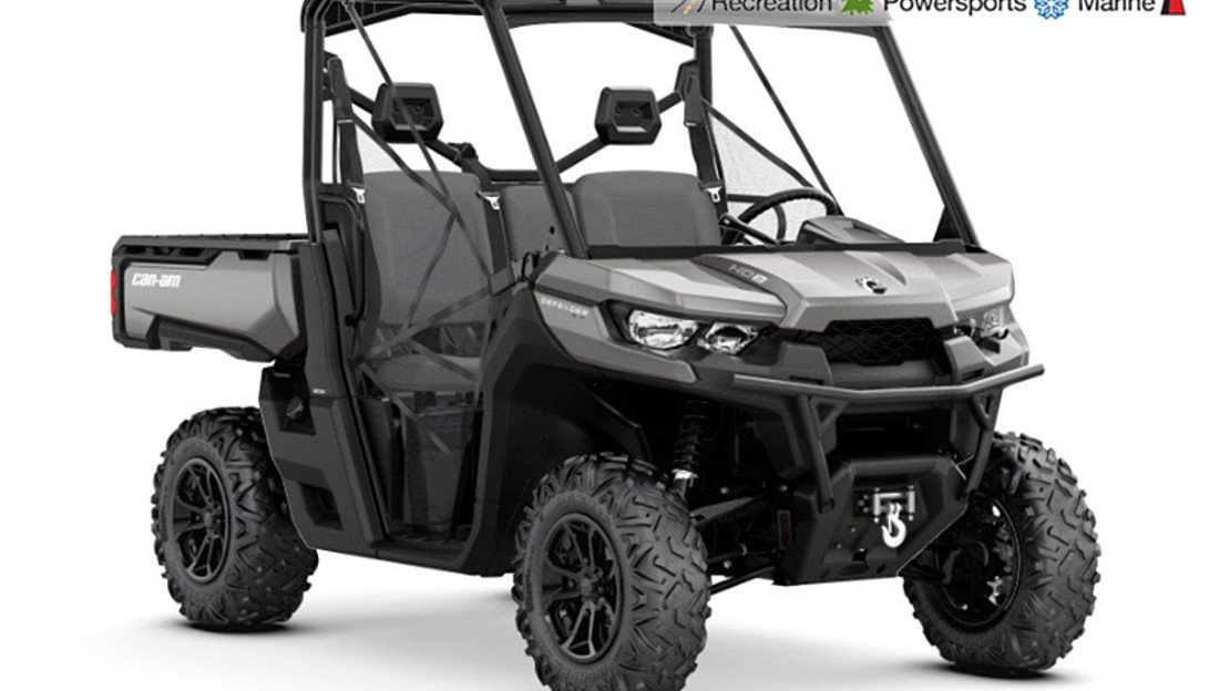 2018 Can-Am Defender for sale 200511278