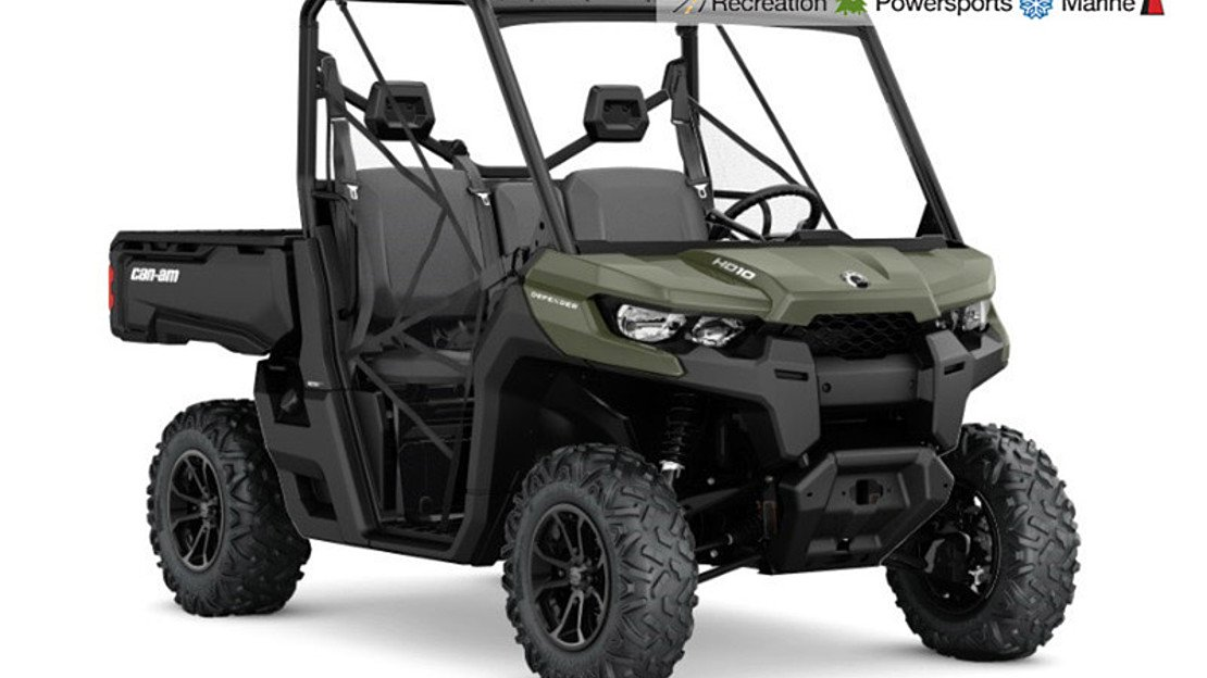 2018 Can-Am Defender for sale 200511280