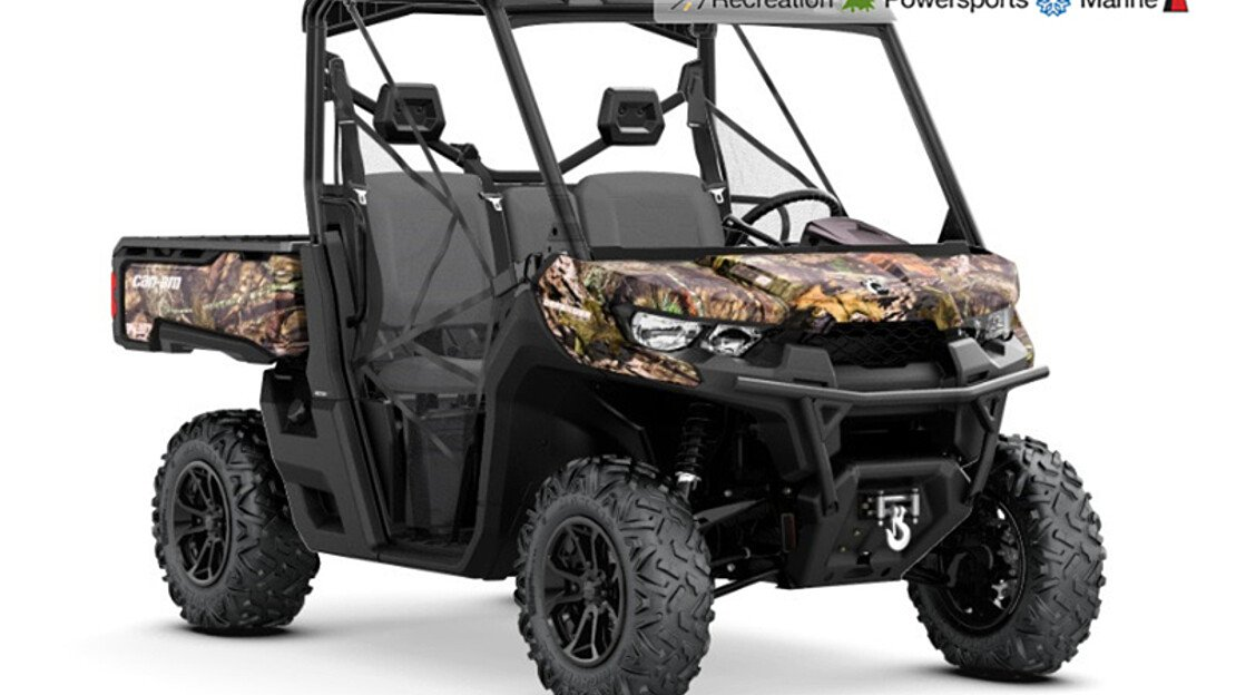2018 Can-Am Defender for sale 200511282