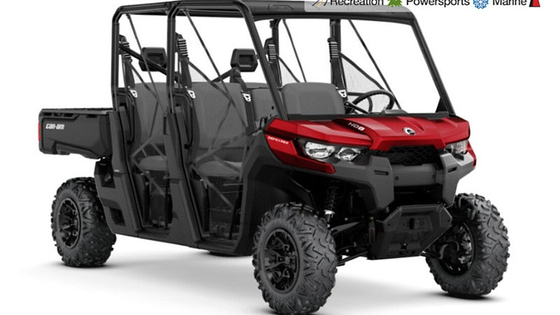 2018 Can-Am Defender for sale 200511285