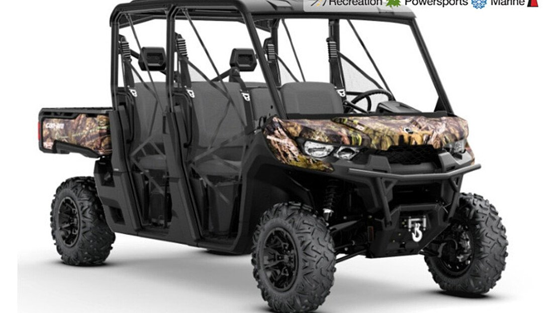 2018 Can-Am Defender for sale 200511289