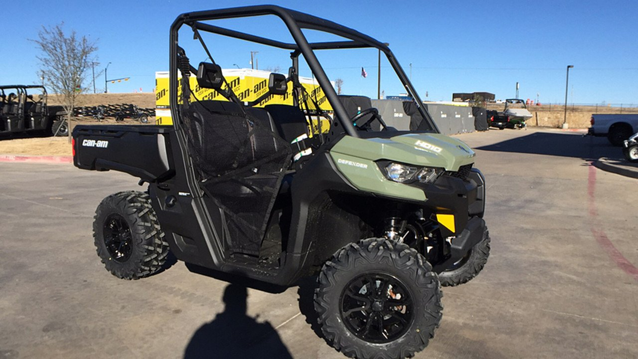 2018 Can-Am Defender for sale 200515561