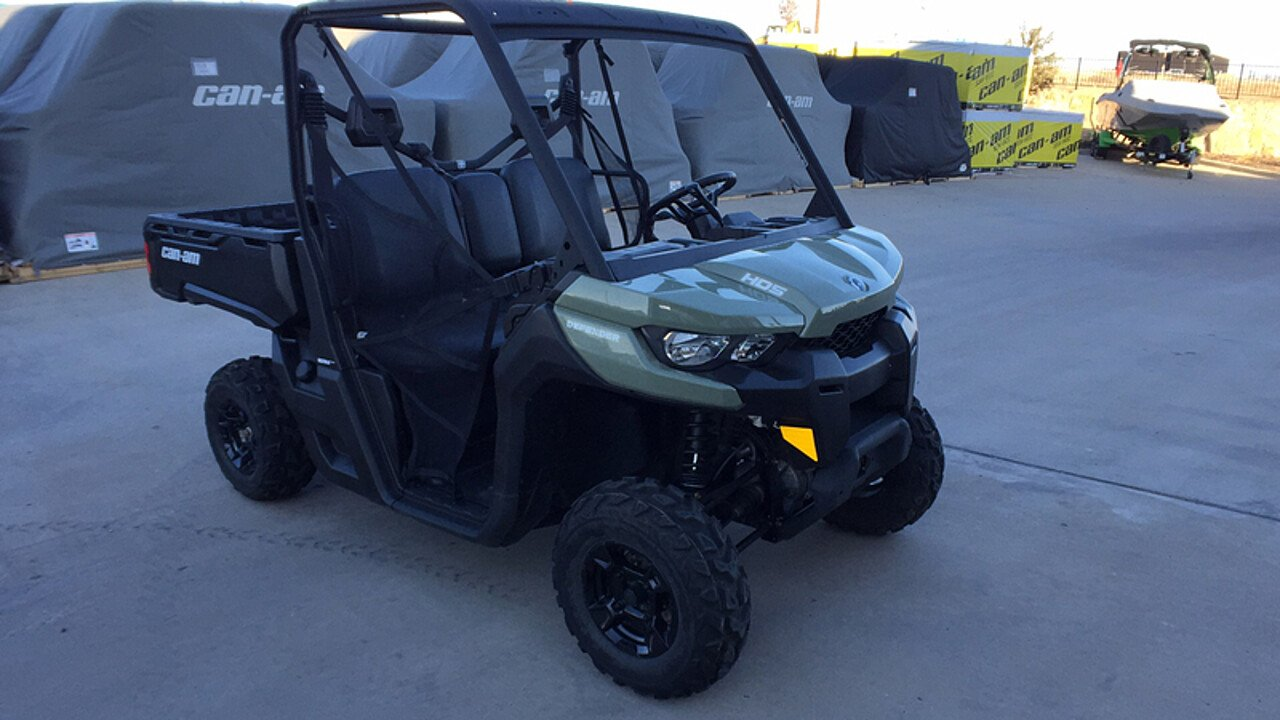2018 Can-Am Defender for sale 200515566